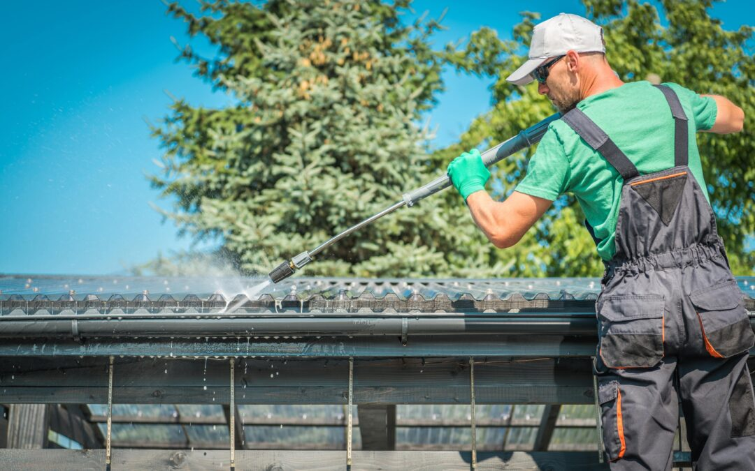 Breath Easier by Keeping Your Roof Clean